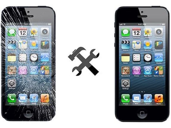 Ремонт разбитого экрана у айфона | https://remontikgsm.by/